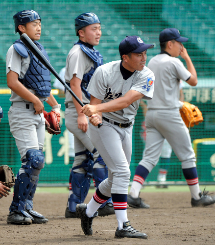 朝日新聞デジタル:高校野球「佐...