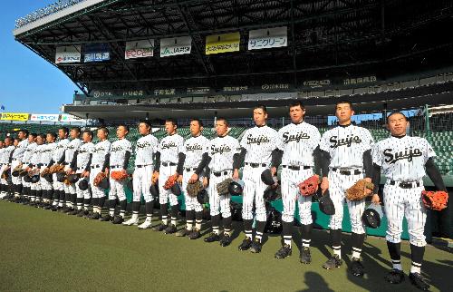 【茨城新聞】県選抜中学野球 出場32校決まる