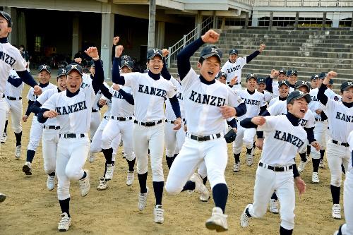 【高校野球】夏の岡山県大会  岡山学芸館が優 …